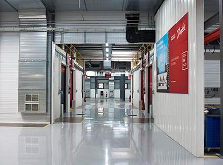 Danfoss открывает новые лаборатории