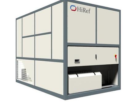Расширение линейки климатического оборудования HiRef S.p.A.