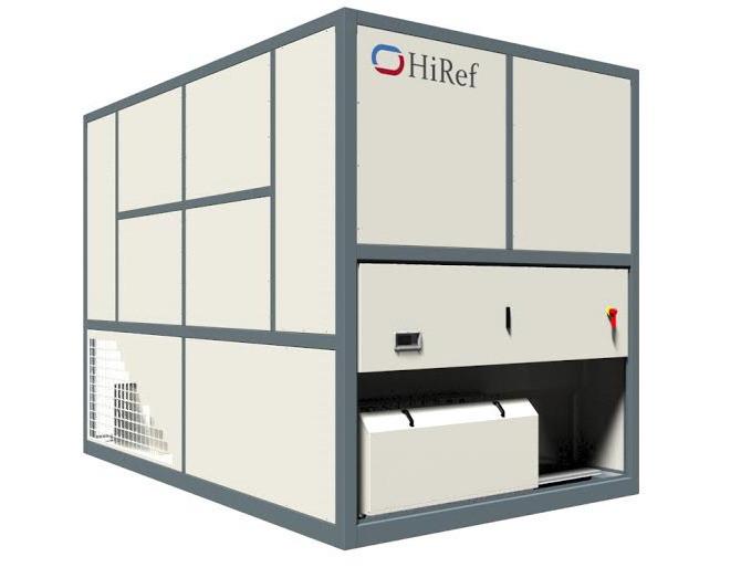Расширение линейки климатического оборудования HiRef