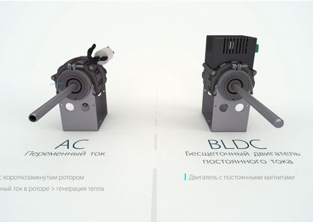Daikin начал выпуск фанкойлов BLDC