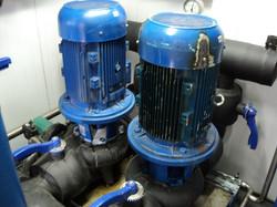 Ремонт холодильной установки ST F450
