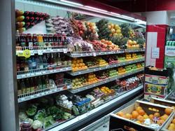Обслуживание холодильных пристенков