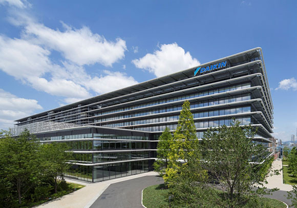 Daikin ведет разработки «кондиционера будущего»