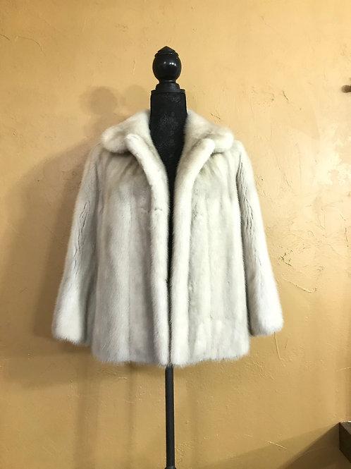 M Azurene Mink Jacket