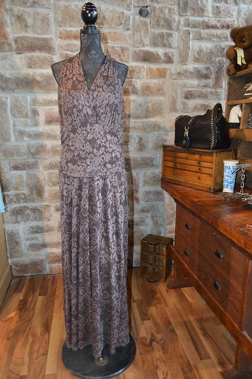 XL (16) Floral Lace Dress By Nine West