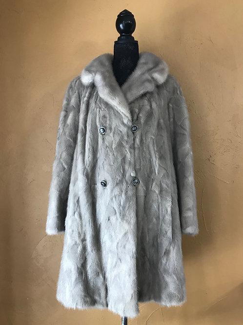 M Sapphire Mink Jacket