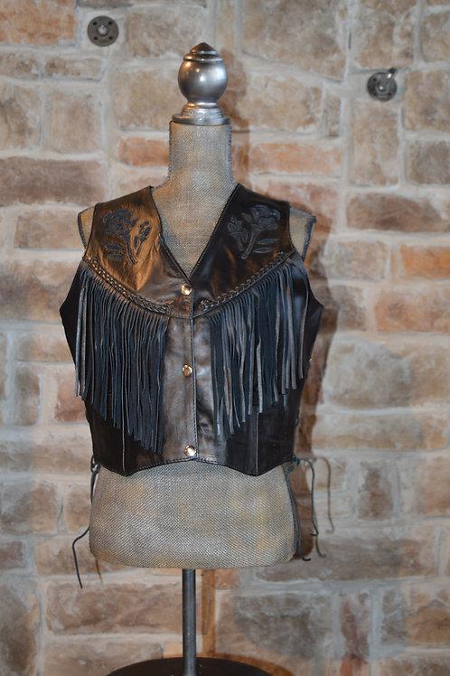 XL Leather Vest