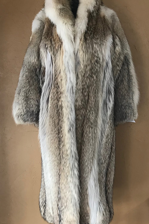 L Coyote Long Coat