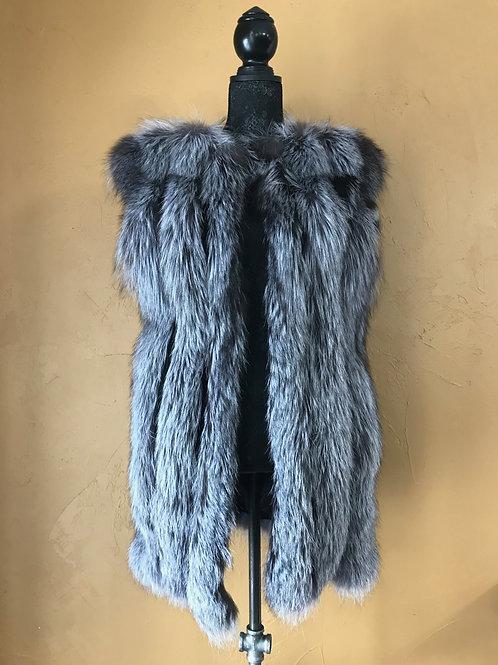 M Silver Fox Vest