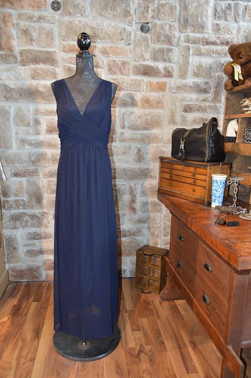 XL (18) navy Gown By Ralph Lauren