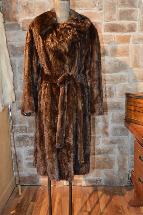XL Ranch Mink Section  and ¾ Coat