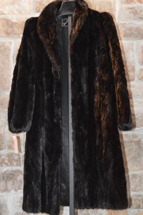 Dark Ranch Mink Paws Coat