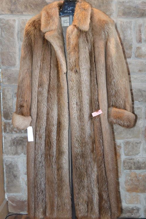 Full Length Bleached Beaver