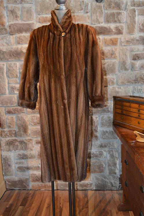Medium Ranch Mink Coat