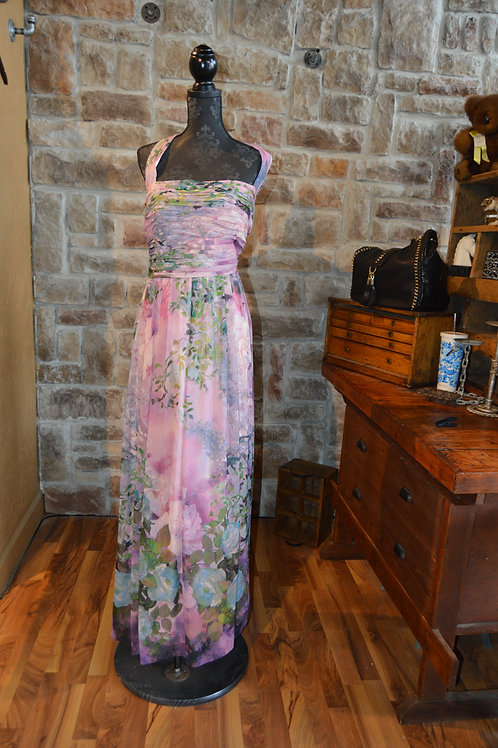 XL Floral Dress by Adrianna Papell