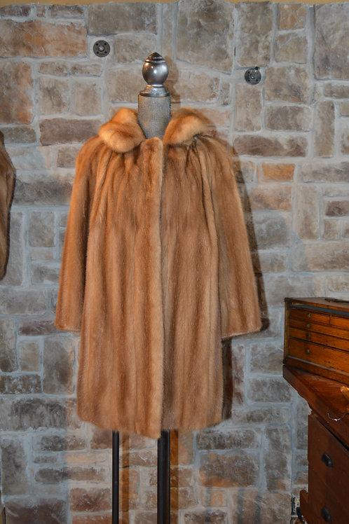 Medium Autumn Haze Mink Jacket