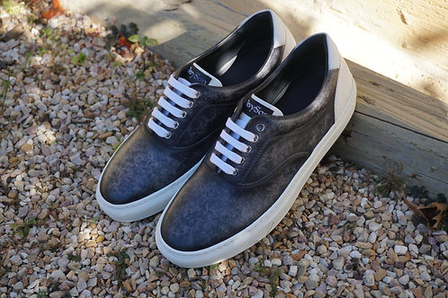 DS Patina Sider Sneakers