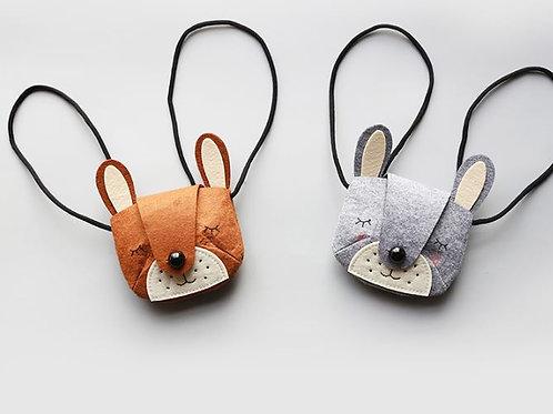 Litle Fox Hanging Bag for Little Girl