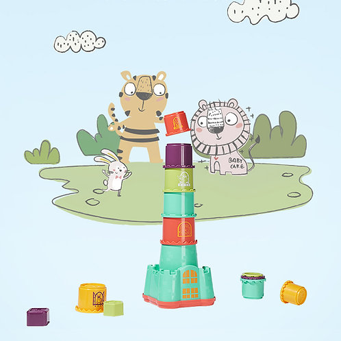 Babycare Nesting & Stacking Cups