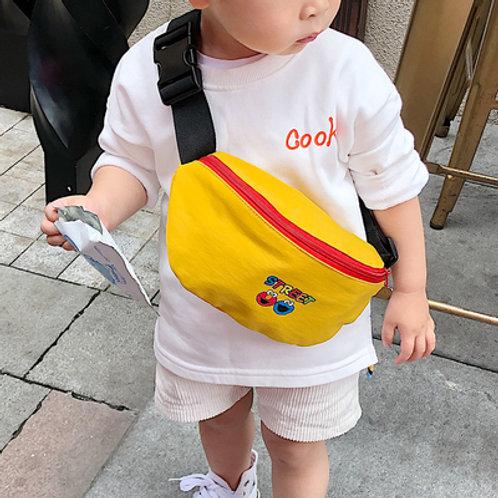 Sesame Street Cute & Trendy Sling Bag for Little Boy