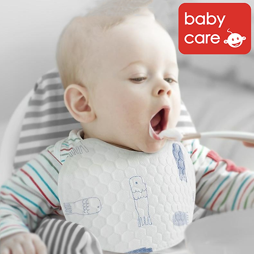 Babycare Disposable Saliva Towel (50pcs)