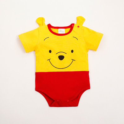[Clearance Sale] Winnie The Pooh Unisex Baby Romper/Bodysuits