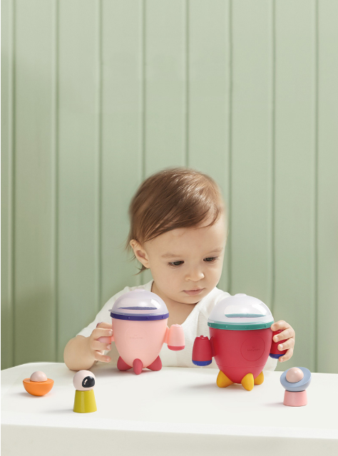 [Clearance Sale]Rocket Snack Cup