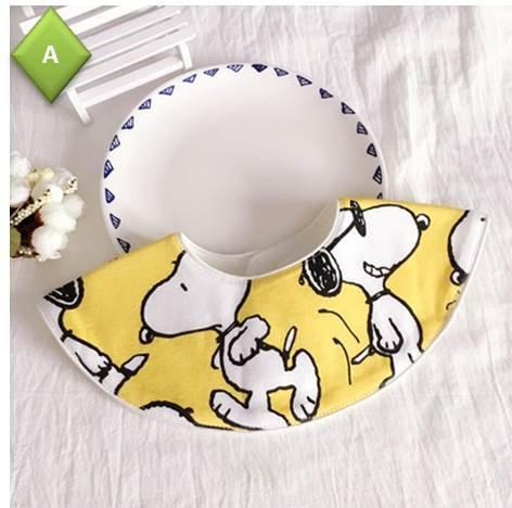 Snoopy Design Baby Bibs