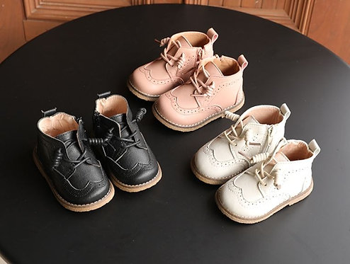 England Style Boots for Little Boy/Girl