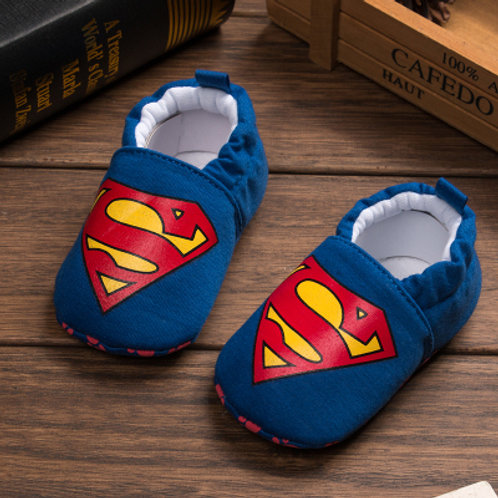 Superman Baby Non-Slip Shoe
