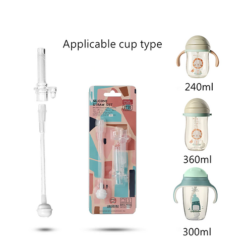 Bottle Accessories - Replacement Straw (Deliver by 31st December 2020)