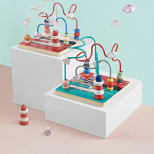 Babycare Ocean Adventure Bead Maze