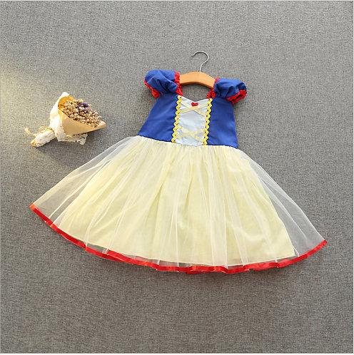 Pretty Snow White Dress for Little Girl/Toddler