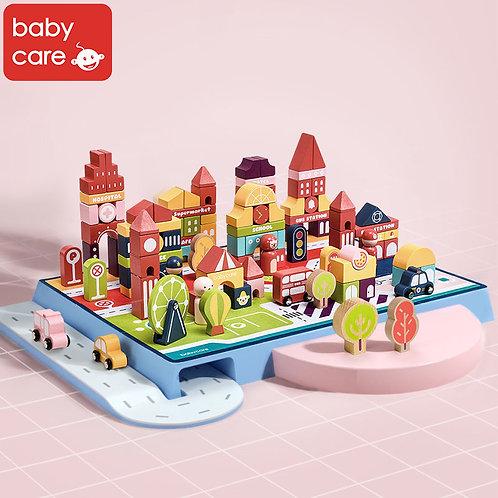 Babycare Creative City Blocks