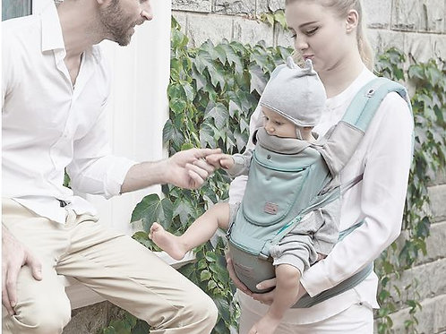 Babycare Ocean Baby Carrier - Four Seasons