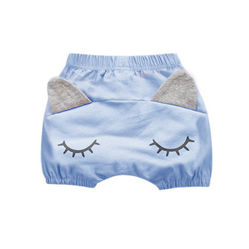 Blink Eye with Little Ear Casual Short Pant for Baby