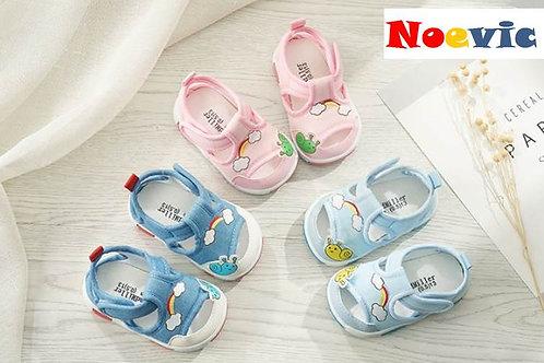Little Snail Non-Slip Prewalker Shoe