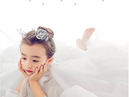 18pcs Little Girl Cute Hair Accessories & Clip with Gift Box