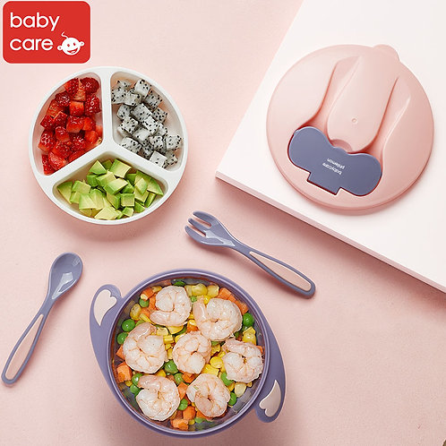 Baby Double Layer Bowl
