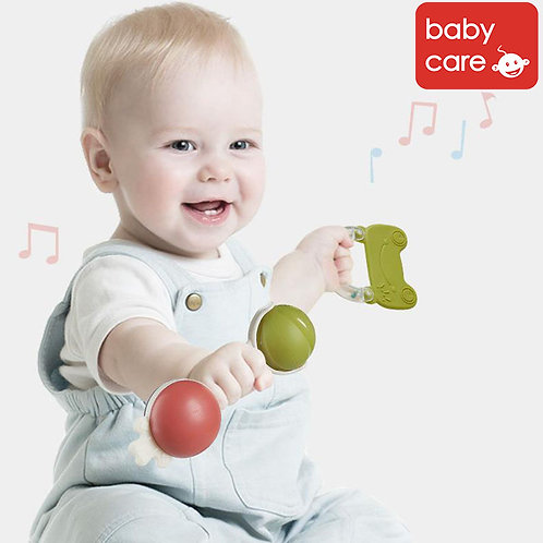 Babycare Baby Rattle Set