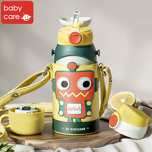 Babycare 3 in 1 Thermal Water Bottle