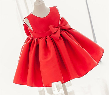 Customized Princess Red Dinner / Party Dress