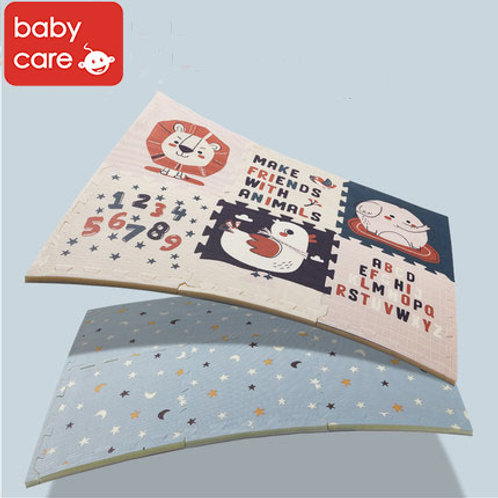 Babycare Splicing Play Mat (6pcs)