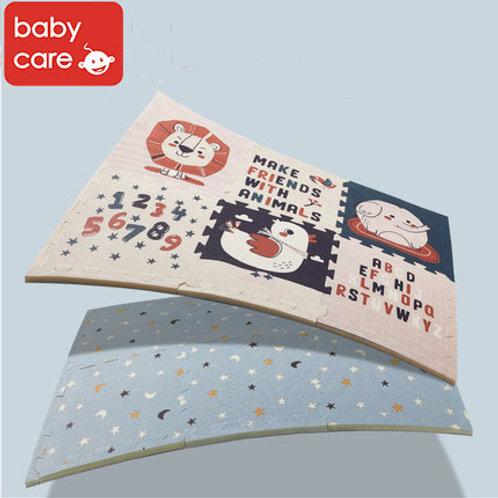 Babycare Splicing Play Mat (6pcs)
