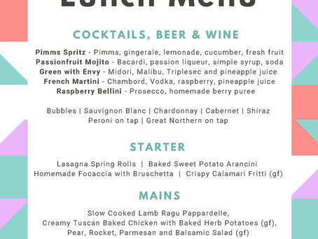 Join Us At Frankie's Bottomless Lunch This June