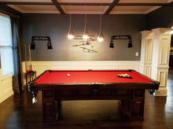 Pool Table Room After 1