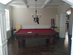 Pool Room Before