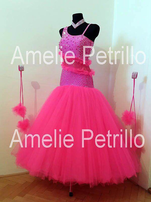 Fluo  Pink  M
