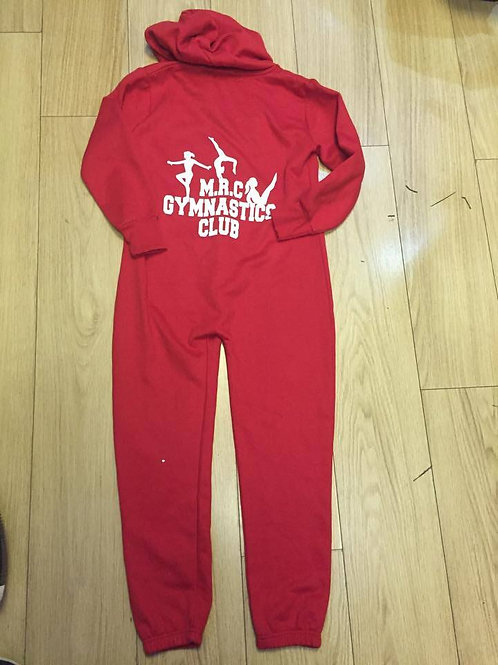 MRC GYMNASTIC CLUB FEMALE ONESIE