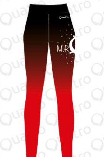 MRC OFFICIAL GYM CLUB TRACKSUIT LEGGINGS   FOR ALL